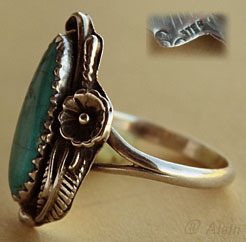 nice little Navajo ring